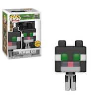 "FunKo POP! Games Minecraft Tuxedo Cat 3.75"" CHASE VARIANT Vinyl Figure - multi"