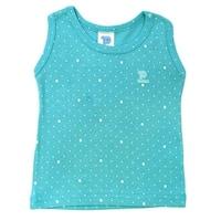 Baby Tank Top Unisex Infant Polka Dot Shirt Pulla Bulla Sizes 0-18 Months
