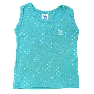 Baby Tank Top Unisex Infant Polka Dot Shirt Pulla Bulla Sizes 0-18 Months (More options available)