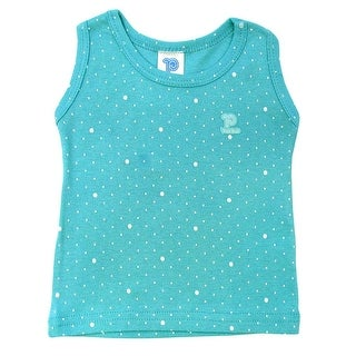 Baby Tank Top Unisex Infant Polka Dot Shirt Pulla Bulla Sizes 0-18 Months