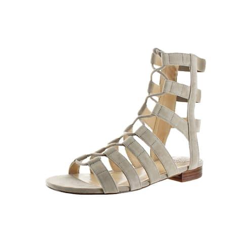 e109ba12f4e Vince Camuto Womens Helayn Gladiator Sandals Open Toe Ghillie