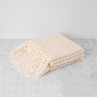 Link to Aurora Home Plush Touch Fringe Throw Similar Items in Blankets & Throws