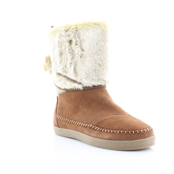 TOMS Nepal Women's Boots Rawhide