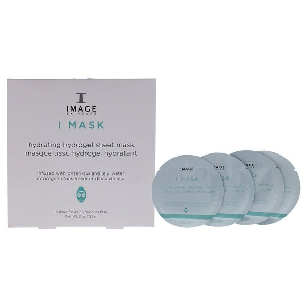 I Mask Anti-Aging Hydrogel Sheet Mask By Image For Unisex - 5 Pc Mask. Opens flyout.