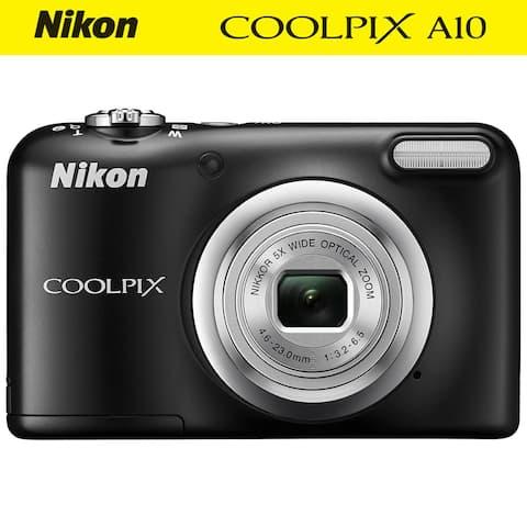Nikon COOLPIX A10 Digital Camera Kit (Intl Model)