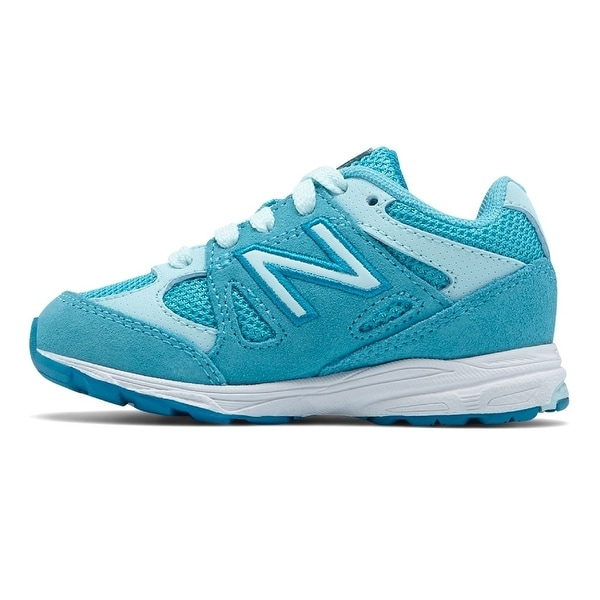 New Balance Baby kj888bli Fabric Lace Up Sneakers