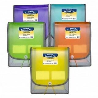 C-line Products 7-Pocket Vertical Backpack File, Letter Size -