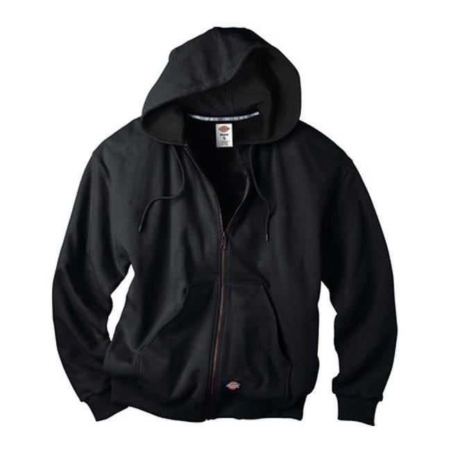 93d4ed539 Shop Dickies Men's Thermal Lined Fleece Jacket Black - On Sale - Free  Shipping Today - Overstock - 9705099