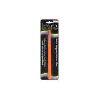 Uchida Le Pen .3mm Card Neon Orange