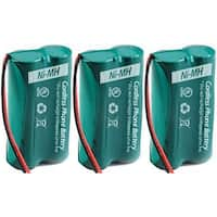 Replacement AT&T 6010 Battery for SL82118 / SL82418 Phone Models (3 Pack)