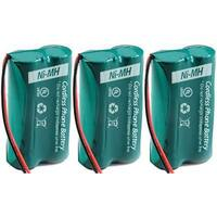 Replacement AT&T 6010 Battery for CL81109 / CL82509 Phone Models (3 Pack)