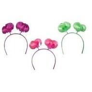 Neon Hair Head Boppers