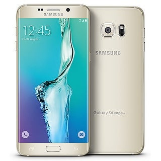 Samsung Galaxy S6 Edge+ G928A 32GB Unlocked GSM AT&T Branded Phone - Gold