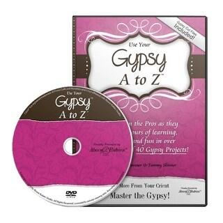 A To Z Instructional Dvd For New Cricut Cartridge Studio Design Gypsy Machine