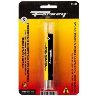 """Forney 61441 Lead Free Solder Kit, 0.75 Oz, 1/16"""""""