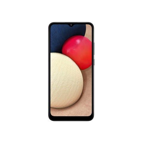 Samsung Galaxy A02s 32GB SM-A025M/DS 3GB RAM Unlocked Smartphone