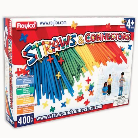 Straws & Connectors 400Pcs