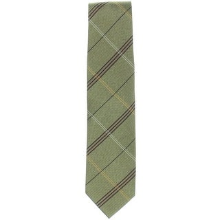 Scott Allan Collection Mens Striped Tie Neck Tie - o/s
