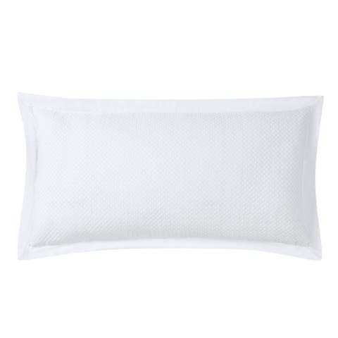 """Charisma Fairfield Quilted 16"""" x 32"""" Decorative Pillow"""