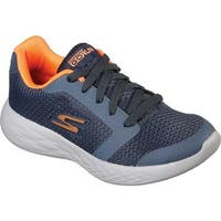 Skechers Boys' GOrun 600 Zeeton Running Shoe Slate