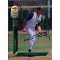 Signed Failla Paul Paul Failla 1994 Signature Rookies Baseball Card autographed
