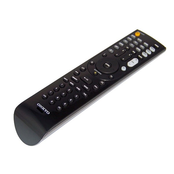 NEW OEM Onkyo Remote Control Originally Shipped With PRRZ5100, PR-RZ5100