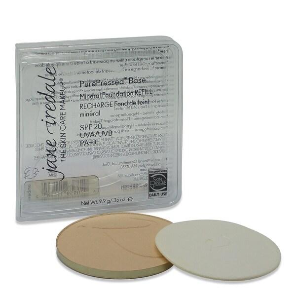 jane iredale PurePressed Base Refill Amber 0.35 Oz