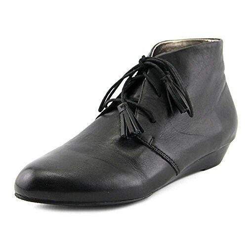 ARRAY Womens Brittney Leather Closed Toe Ankle Fashion Boots - 6