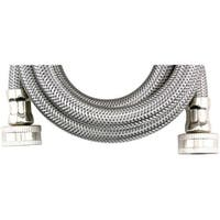 Certified Appliance Wm60Ss Braided Stainless Steel Washing Machine Hose (5Ft)