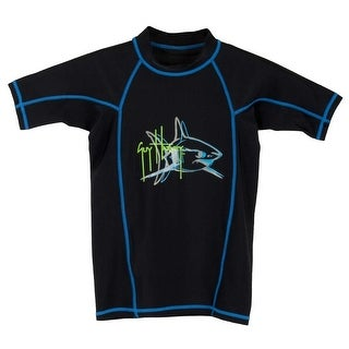 Guy Harvey Boys Mako Attack Performance Shirt