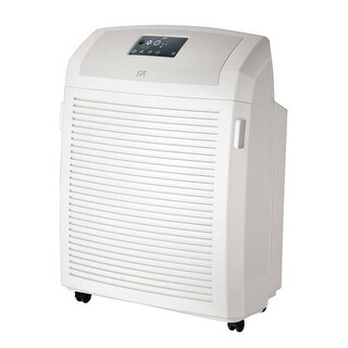 Sunpentown Heavy Duty Air Cleaner with HEPA Carbon VOC TiO2