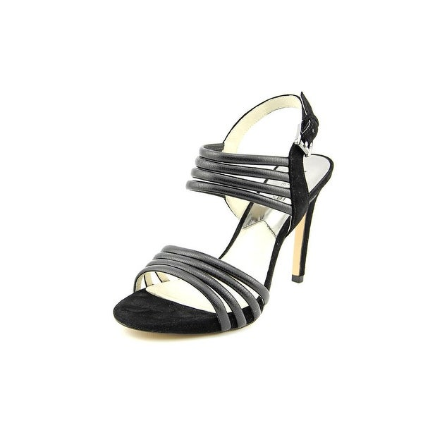 Michael Michael Kors Cameron Sandal Womens Black Sandals