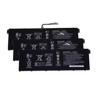 """Battery for Acer AC14B3K (3-Pack) Battery for Acer AC14B3K"""