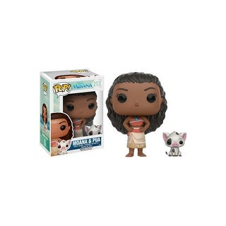 Funko POP Disney Moana - Moana & Pua - Multi