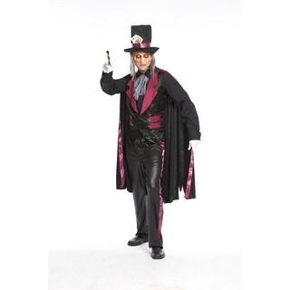 Mens Father Phantom Priest Halloween Costume