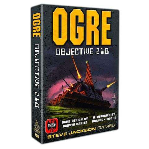 Ogre Objective 218 Board Game - Multi