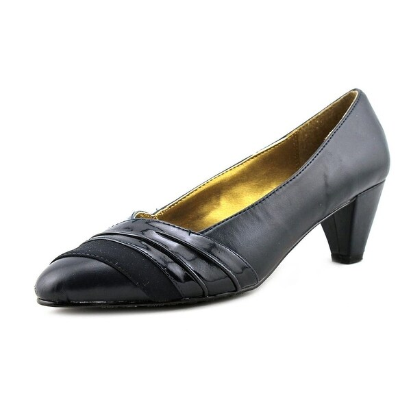 Soft Style by Hush Puppies Danette Women Navy Marine Pumps