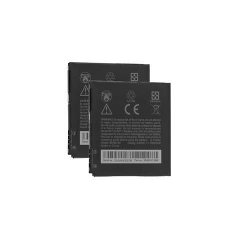 Replacement Battery for HTC BH39100 - Fits Vivid Raider 4G Velocity X710e BH39100 (2 Pack)