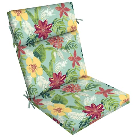 Arden Selections Elea Tropical Dining Chair Cushion - 44 in L x 21 in W x 4.5 in H