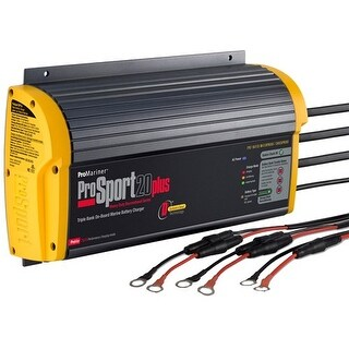 ProMariner ProSport 20 Amp Plus Battery Charger (Case of 4) Battery Charger