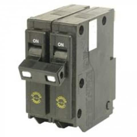 Eaton CL250 Double Pole Circuit Breakers, 50 Amp