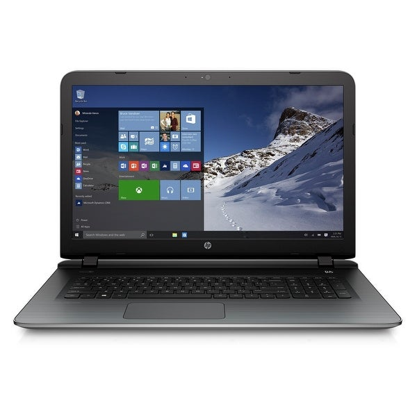 "Refurbished - HP Pavilion 17-G199NR 17.3"" Touch Laptop Intel Core i7-6500U 2.5GHz 12GB 1TB W10"