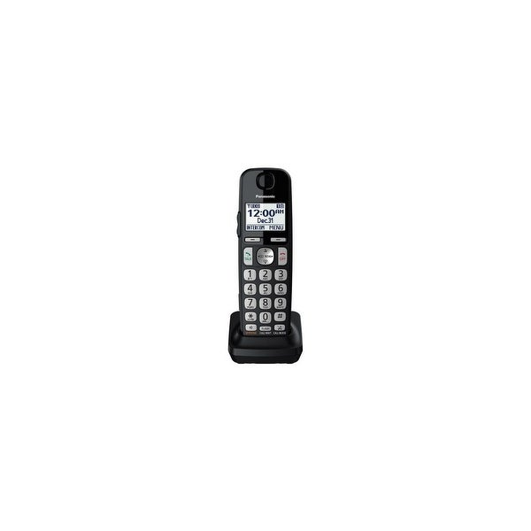 Panasonic KX-TGEA40B Dect 6.0 Digital Additional Cordless Handset for KX-TGE433B / KX-TGE445B