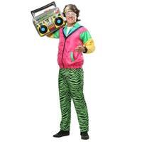 Men's 80s Jock Costume