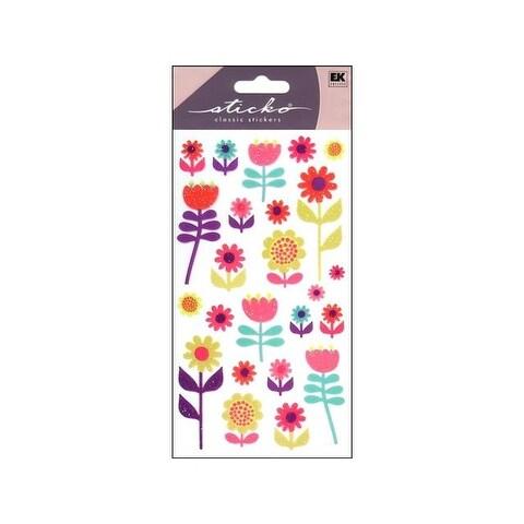 EK Sticko Sticker Flower Gallery
