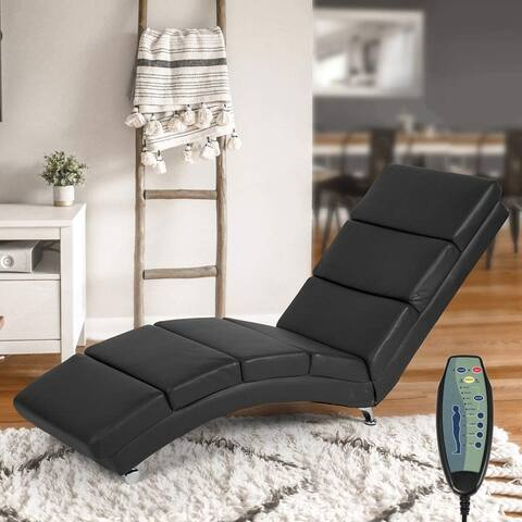 Electric Massage Recliner Chair Chaise Longue