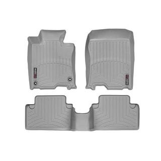 WeatherTech Ford Eco Sport 2004-2010 Grey Front & Rear Floor Mats FloorLiner 46102 1 2