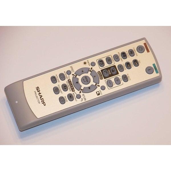 NEW OEM Sharp Remote Control Originally Shipped With XR-32XL, XR32XL