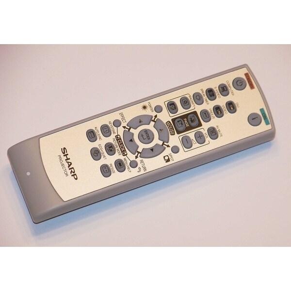 OEM Sharp Remote Control: PGF255W, PG-F255W, PGF262X, PG-F262X, PGF267X, PG-F267X