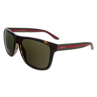 Gucci GG1118/S Rectangular Gucci Sunglasses